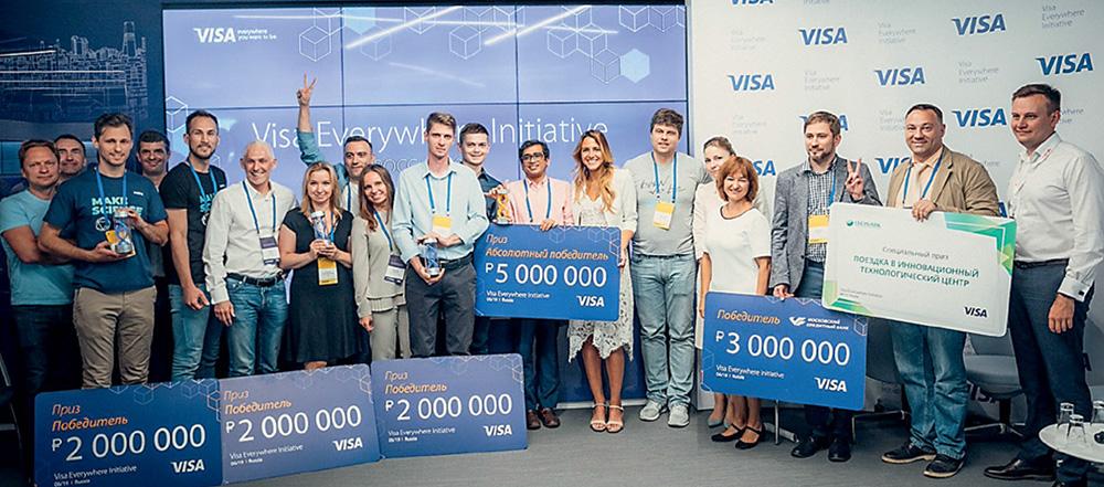 Visa: We pass the baton to fintech
